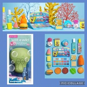 WnW Spongebob Collection Squidward Makeup Sponge